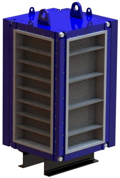 All Welded Bloc Plate Heat Exchanger (6)